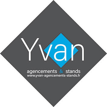 Logo Yvan agencement & stands